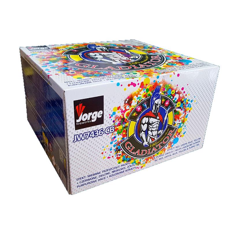 GLADIATOR BOX VATROMET JW7436