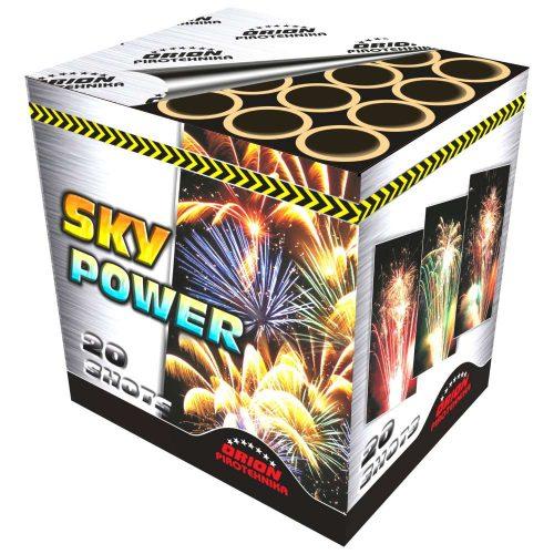 SKY POWER 413 BOX VATROMET