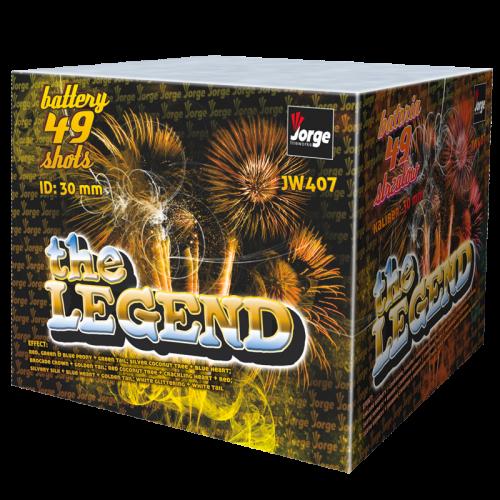 THE LEGEND JW407 BOX VATROMET