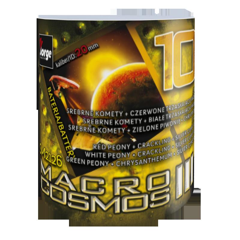 MAKROKOSMOS 3 BOX SM2126